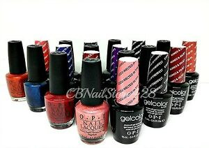 Gelcolor-amp-Nail-Lacquer-Duo-opi-Pick-your-color-Series-1