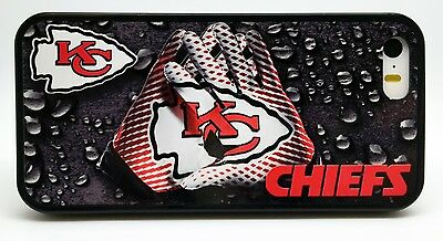 KANSAS CITY CHIEFS NFL FOOTBALL PHONE CASE FOR iPHONE 6 6 PLUS 5 5S 5C 4S SKIN