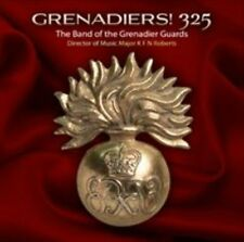 Grenadiers! 325, The Band of the Grenadier Guards, Very Good CD