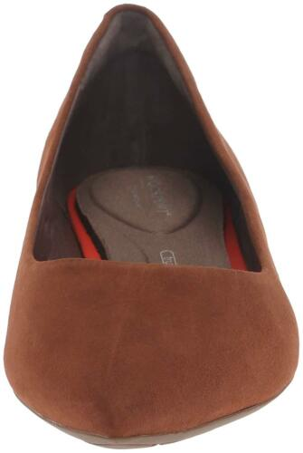 Pick Motion Slipper Adelyn Ballett Flache Womens Total Farbe Farbe Rockport T0F4x