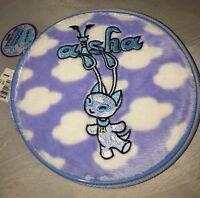 Neopets Aisha Blue Soft Velvety Cd Holder Limited Too