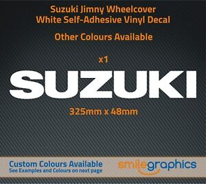 Suzuki-Jimny-Wheelcover-Sticker-decal-Other-colours-available