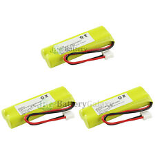 3 Cordless Phone Battery Pack for V-Tech LS6126 LS6205