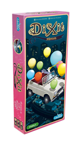 Dixit Mirrors Board Game Asmodee Libellud NIB FACTORY SEALED