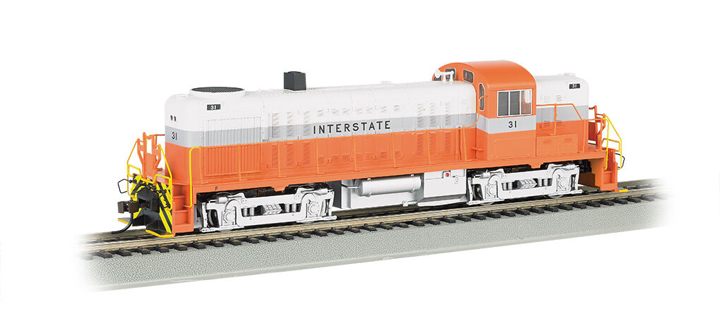 Bachmann 63909, Escala Ho, interestatal Alco RS-3 - DCC SONIDO