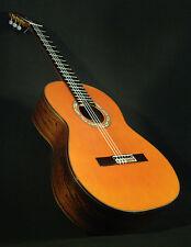 COCOBOLO SPANISH GUITAR.  FLAMENCO NEGRA. JUAN MONTES. GUITARRA. HARD CASE