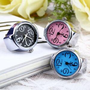 Women-Men-Dial-Quartz-Analog-Finger-Watch-Creative-Steel-Cool-Ring-Elastic-Watch