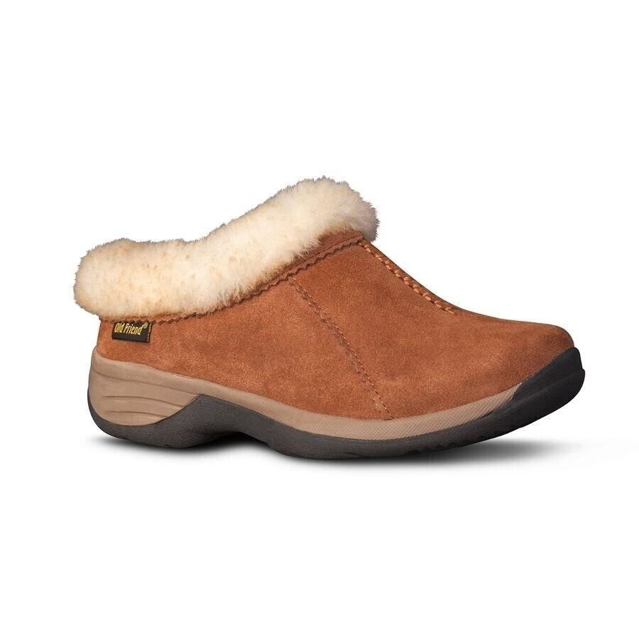 Senza tasse Old Friend Friend Friend Donna  Snowbird II Casual Slip On Loafer scarpe Chestnut 441192  varie dimensioni