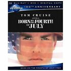 Born on the Fourth of July (Blu-ray/DVD, 2014, 2-Disc Set)