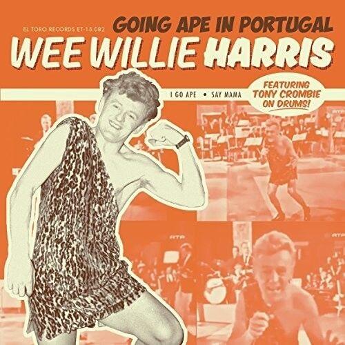Going Ape In Portugal - Wee Willie Harris (2017, Vinyl NEUF)