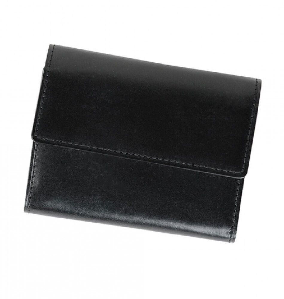 NEW YOSHIDA PORTER BILL BRIDLE WALLET 185-02258 Black With tracking From Japan
