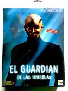 El-Guardian-PC-Complet-comme-Neuf-Parfait-Etat-Videojuego-Retro-Ouvert-Spa