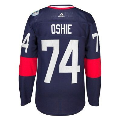 "2016 Nhl Adidas Premier ""World Cup Of Hockey"" Player Jersey Collection Men's by Adidas"