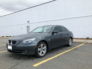 2009 BMW 5 Series XI