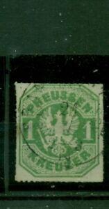 Di-Prussia-Friedrich-Guglielmo-IV-N-22-timbrato-n-1785