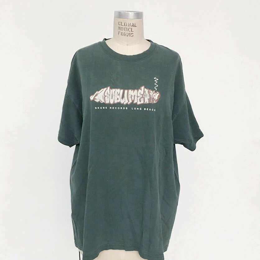 Sublime 40oz to freedom oversized t-shirt by Chaser Brand 90/'s Reggae Band Tee