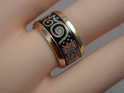 edler Designerring Michaela Frey Wille Gustav Klimt Ring