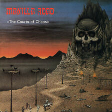 MANILLA ROAD The Courts Of Chaos CD ( o140a ) Epic Metal - 162304