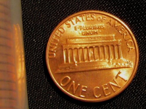 1982-D Denver Mint Lincoln Memorial Cent Penny Small Date Zink