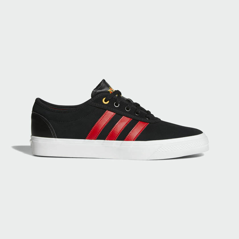 Adidas Adiease size Skaters Sneakers Suede UK size Adiease 11 b99aec