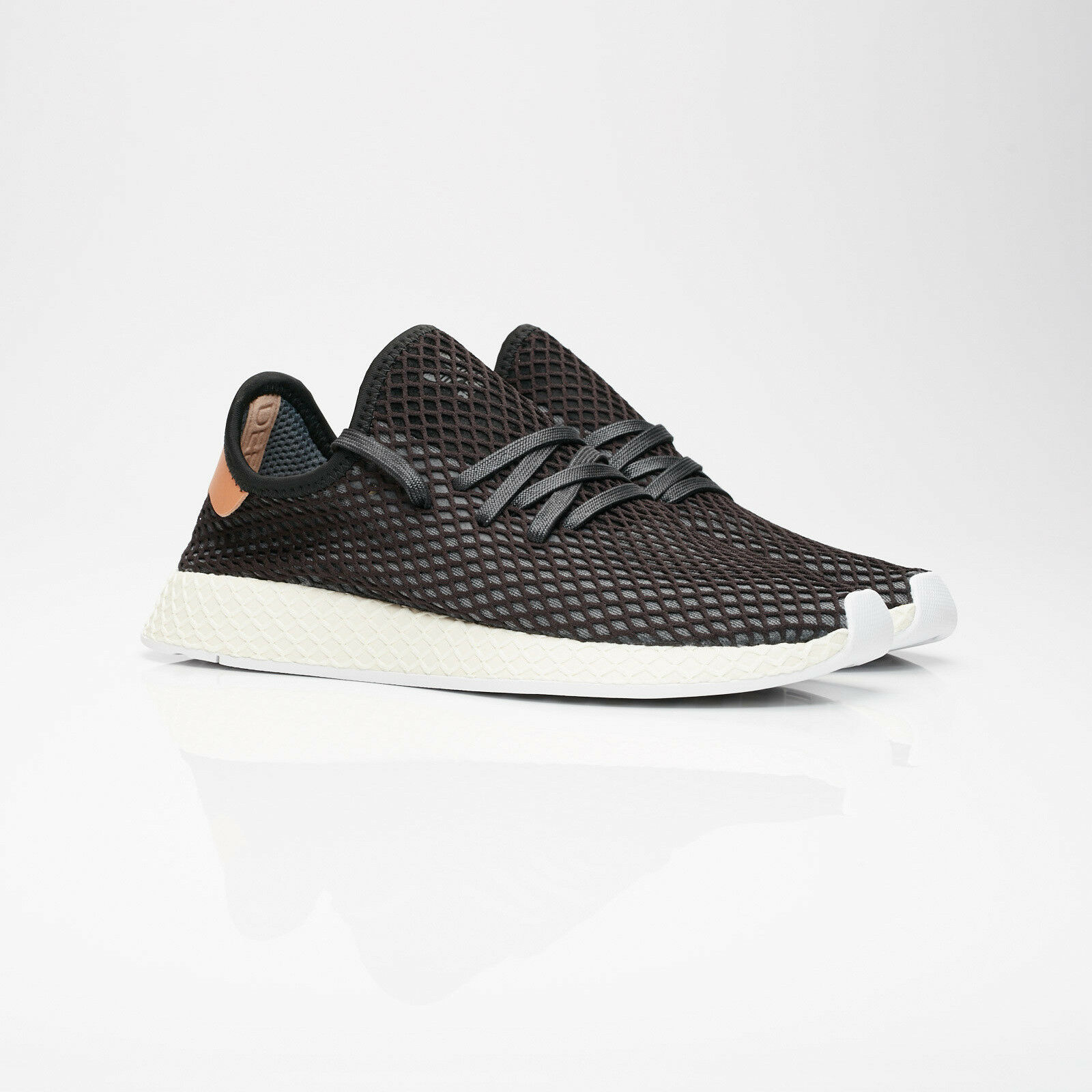 Adidas originals deerupt lifestyle läufer schwarz ashpea männer lifestyle deerupt sneaker fitnessstudio b41758 2d1826
