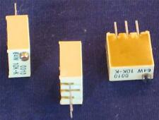 Qty 25 Multi-Turn 10K Ohm Trimmer Potentiometer *** NEW ***
