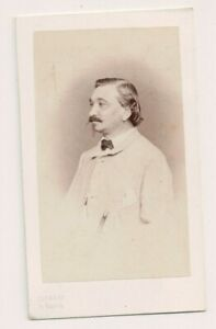 Vintage-CDV-Comte-de-Suzannecourt-French-Nobleman