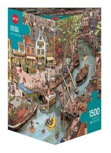 (HY29793) - Heye Puzzles - Triangular , Say Cheese! Gobel/Knorr