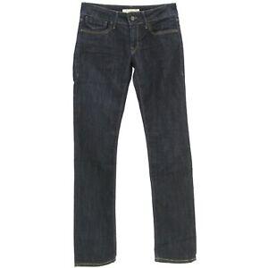 Details zu 21923 MAVI Damen Jeans Hose JULIA Straight Stretch rinse brera blue blau
