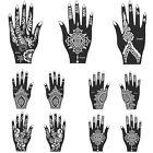 India Henna Temporary Tattoos Stencils  Art Decal  Hand Leg Arm Feet Body Beauty