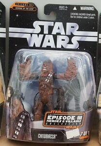 Star-Wars-Saga-Heroes-amp-Villains-Episode-III-007-Chewbacca-3-75-034-Figure