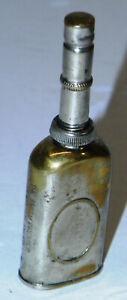 ATQ 1800s Smith Premier Typewriter POCKET THUMB-PRESS NEEDLE OILER OIL CAN #2