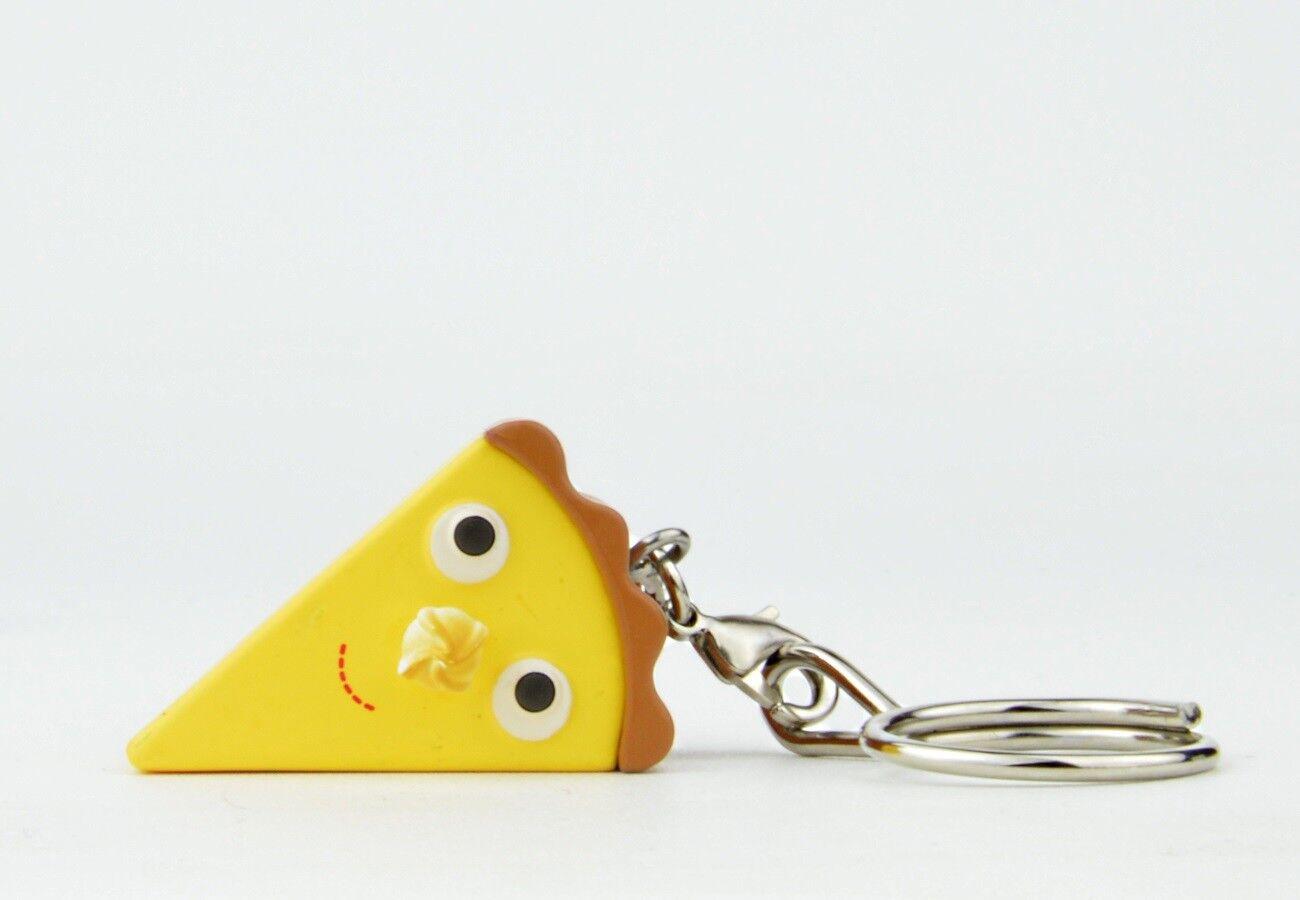 Kidrobot Yummy World Fresh Friends Keychains Plantain Banana Figure NEW