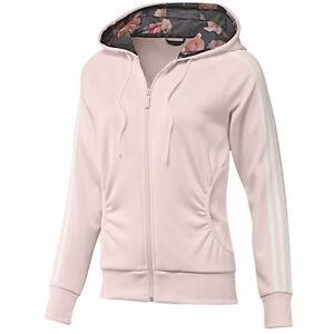 adidas girly zip hoodie sports jacket hoodie rosa hooded. Black Bedroom Furniture Sets. Home Design Ideas