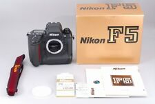 Mint+++ Nikon F5 Black Body in BOX from Japan  1194225
