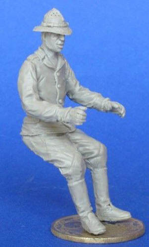 35223 MasterClub 1//35 Soviet Army Driver in Soviet–Afghan War Resin Figure