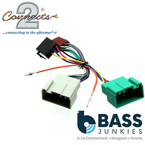 Connects2 CT20VL02 Volvo S60 01> Car Stereo Radio ISO Harness ...