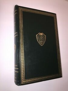 Edmund Burke, HC by P.F. Collier & Son, NY 1st Edition 1909, 62nd Printing 1969