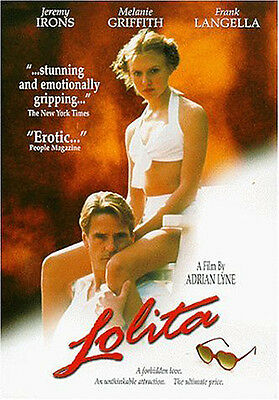 Lolita / Adrian Lyne, Jeremy Irons, Dominique Swain, 1997 / NEW
