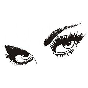audrey hepburn angel eyes wandtattoo wallpaper wand schmuck 60 x 90 cm wandbild ebay. Black Bedroom Furniture Sets. Home Design Ideas
