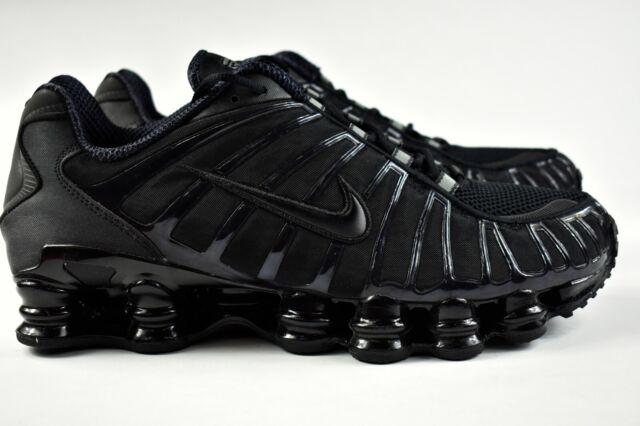 Size 10.5 - Nike Shox TL Triple Black 2019 for sale online ...
