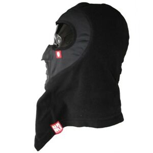 Airhole-Ski-and-Snowboard-Mask-Balaclava-Black-Fleece-NEW