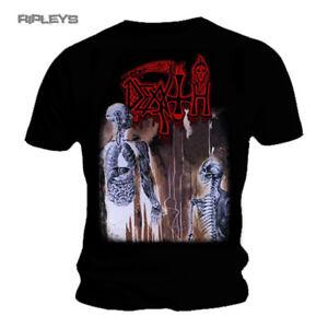 Official-T-Shirt-DEATH-Black-Death-Metal-HUMAN-Album-Cover-All-Sizes