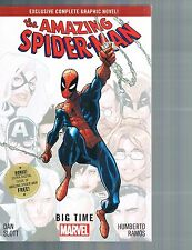 Amazing Spider-Man: Big Time by Dan Slott & Humberto Ramos Wal-Mart Exclusive TP