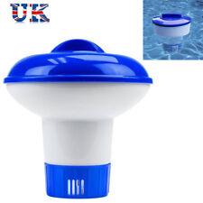 uk chemical floater swim pool spa chlorine dispenser cleaning rh ebay co uk