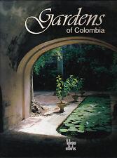 Gardens of Colombia (S. America), Juan Gustavo Cobo-Borda et al, 1996 1st ed DJ