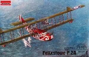 FELIXSTOWE-F-2A-Early-Version-RODEN-1-72-PLASTIC-KIT