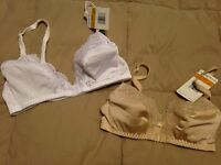 Maidenform 6848 Sweet Nothing Soft Cup Front Closure Bra Choose Size