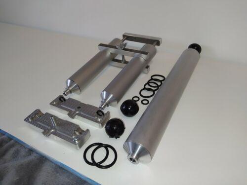 et unique injecteur 8 oz environ 113.40 g Kit Double Injecteur 2 x 4 oz 220 ml pour leurres environ 226.79 g 2 x 120 ml