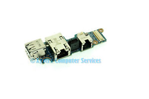 LS-3302P-GENUINE-OEM-DELL-LAN-USB-BOARD-LATITUDE-D630-PP18L-CB412-CB416